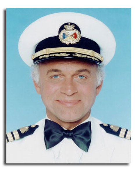 (SS3604484) Gavin MacLeod  The Love Boat Movie Photo