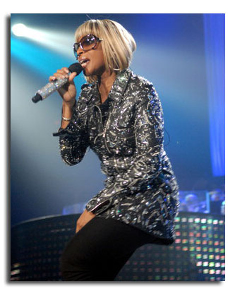 (SS3605446) Mary J. Blige Music Photo