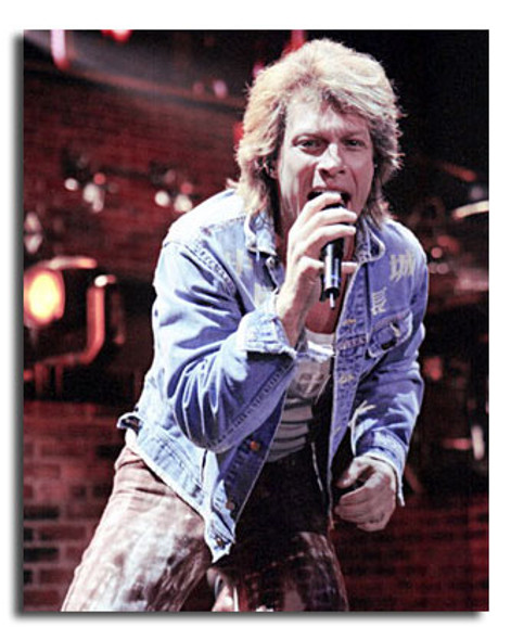 (SS3605485) Jon Bon Jovi Music Photo