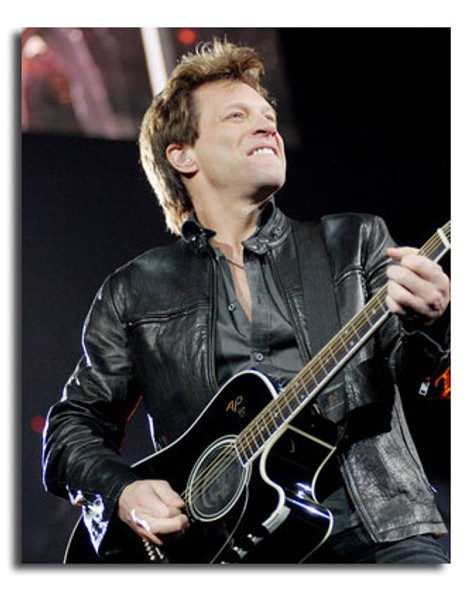 (SS3605537) Jon Bon Jovi Music Photo