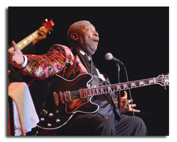 (SS3606980) B.B. King Music Photo
