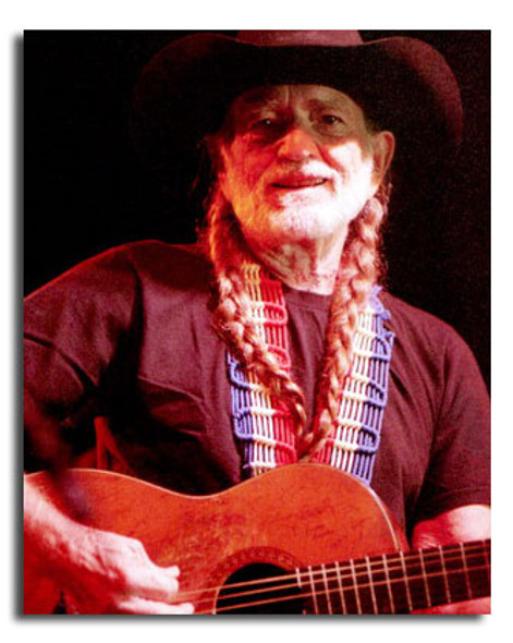 (SS3608033) Willie Nelson Music Photo
