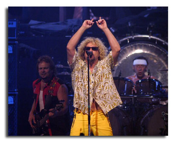 (SS3609827) Van Halen Music Photo