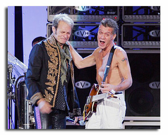 (SS3610048) Van Halen Music Photo