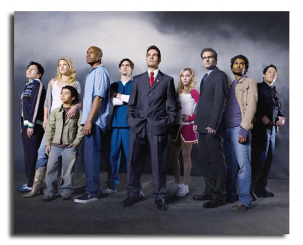 (SS3611244) Cast   Heroes Television Photo
