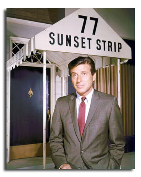 (SS3611816) Efrem Zimbalist Jr.  77 Sunset Strip Television Photo