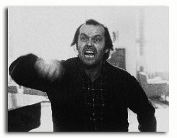 (SS2119468) Jack Nicholson  The Shining Movie Photo