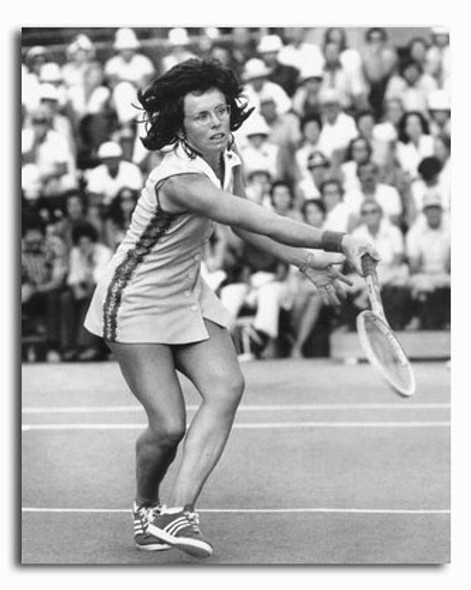 (SS2222519) Billie Jean King Sports Photo