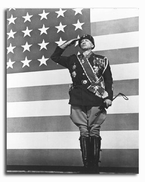 (SS2224937) George C. Scott  Patton Movie Photo