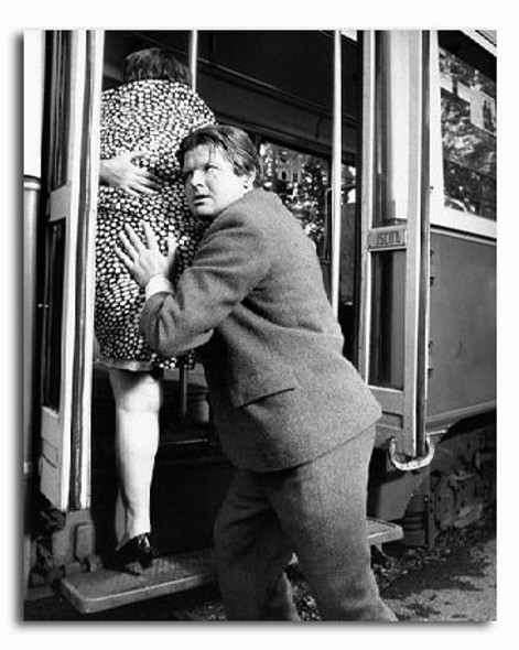 (SS2244983) Benny Hill  The Italian Job Movie Photo