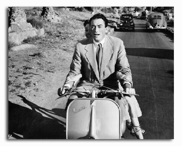 (SS2245035) Cast   Roman Holiday Television Photo