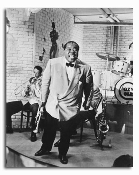 (SS2316171) Louis Armstrong Music Photo