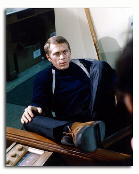 (SS2861677) Steve McQueen  Bullitt Movie Photo
