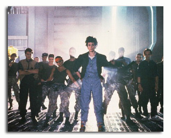 (SS2865577) Sigourney Weaver  Aliens Movie Photo