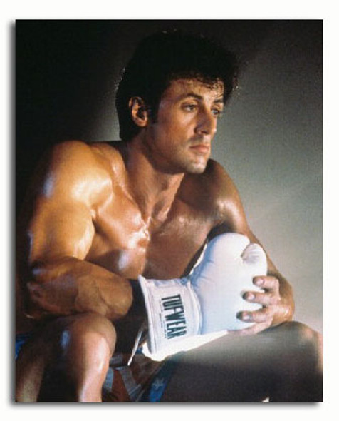 (SS2936817) Sylvester Stallone  Rocky II Movie Photo