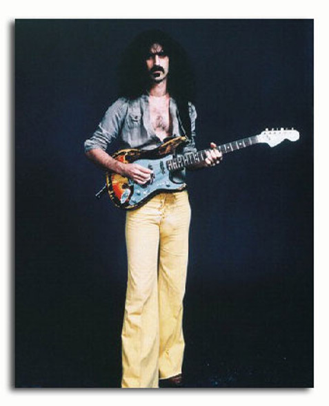 (SS3019445) Frank Zappa Music Photo