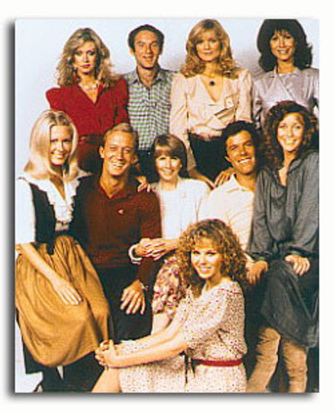 (SS3289884) Cast   Knots Landing Television Photo