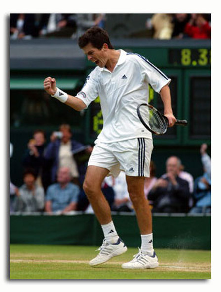 (SS3330470) Tim Henman Sports Photo