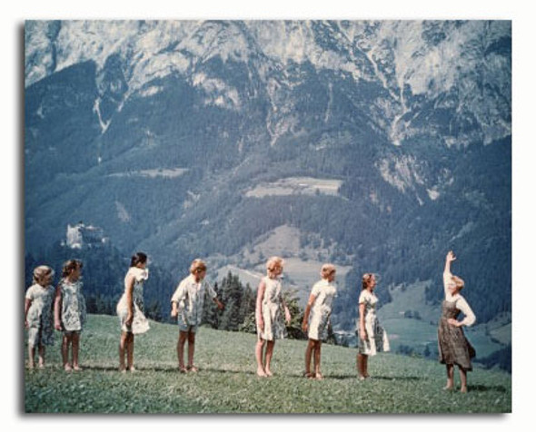 (SS3358368) Cast   The Sound of Music Movie Photo