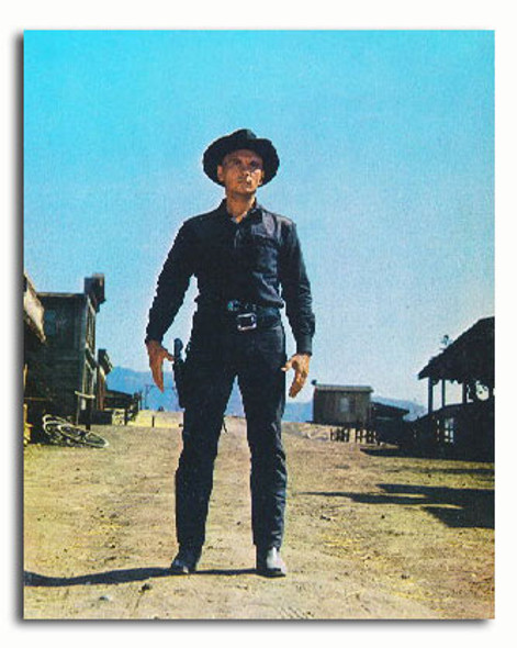 (SS3359655) Yul Brynner  The Magnificent Seven Movie Photo