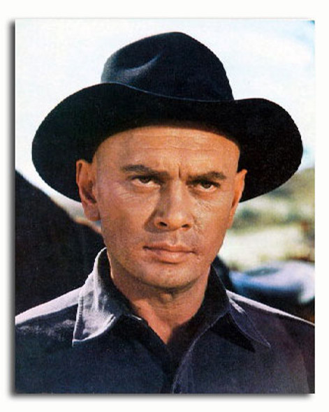 (SS3359668) Yul Brynner  The Magnificent Seven Movie Photo
