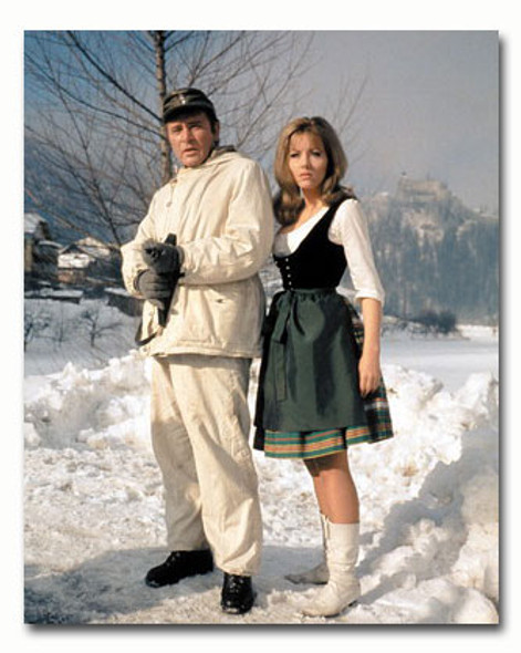 (SS3369496)  Where Eagles Dare Movie Photo