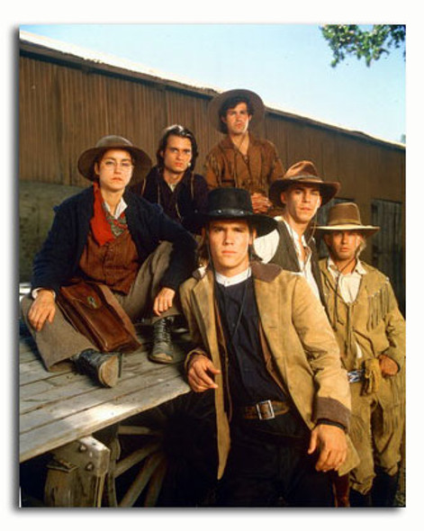 (SS3369626)  The Young Riders Movie Photo