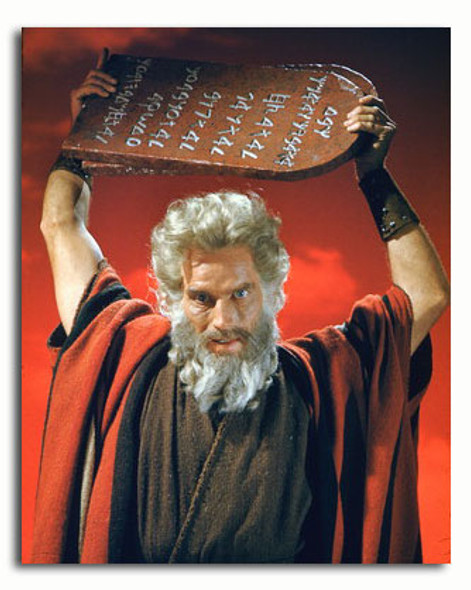 (SS3440944) Charlton Heston  The Ten Commandments Movie Photo