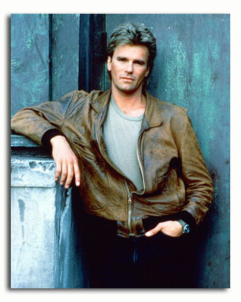 (SS3466762) Richard Dean Anderson  MacGyver Movie Photo