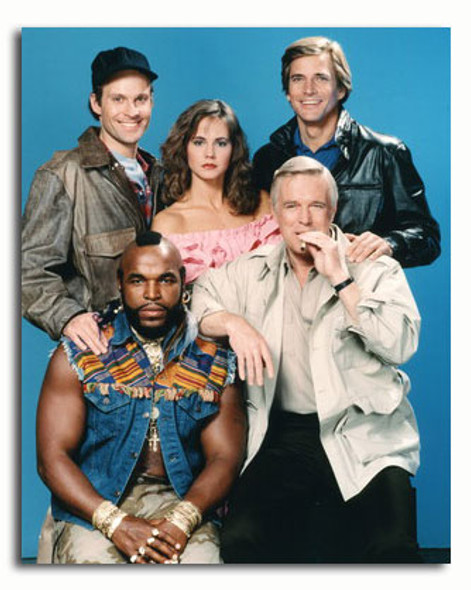 (SS3550144) Cast   The A-Team Television Photo
