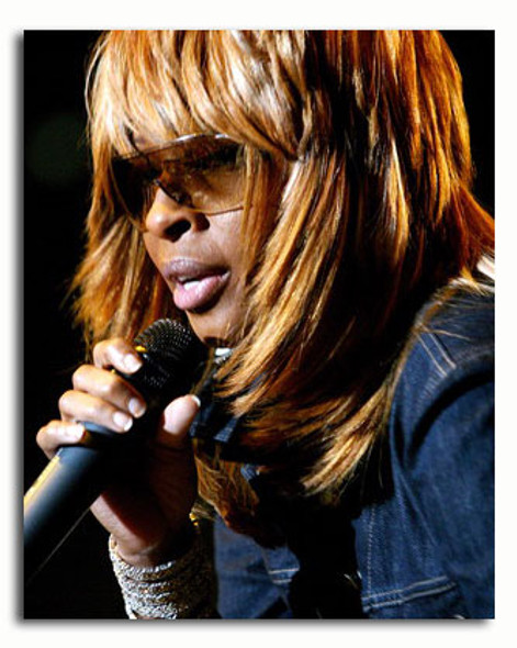 (SS3558607) Mary J. Blige Music Photo