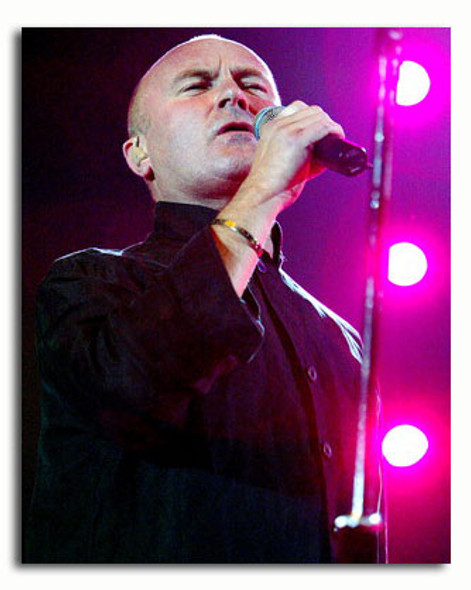 (SS3558724) Phil Collins Music Photo