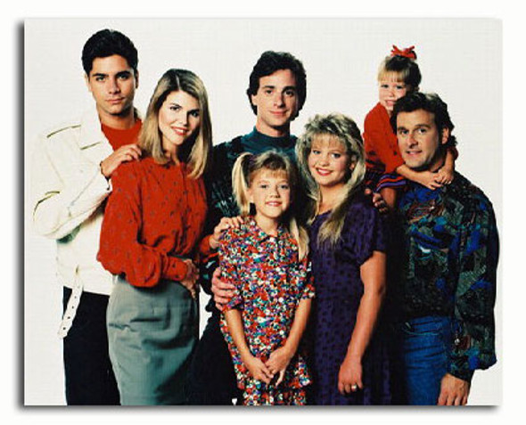 (SS359996) Cast   Full House Television Photo