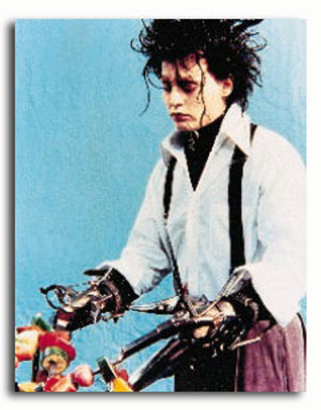 (SS363805) Johnny Depp  Edward Scissorhands Movie Photo
