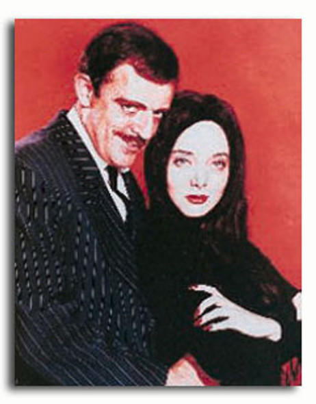 (SS366314) Cast   The Addams Family Television Photo