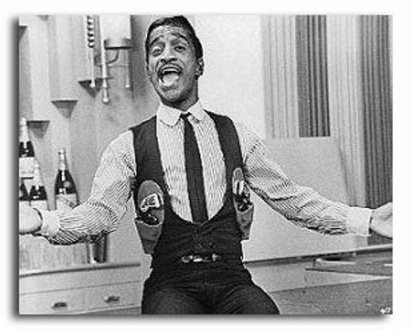 (SS2120833) Sammy Davis Jr.  Robin and the 7 Hoods Music Photo