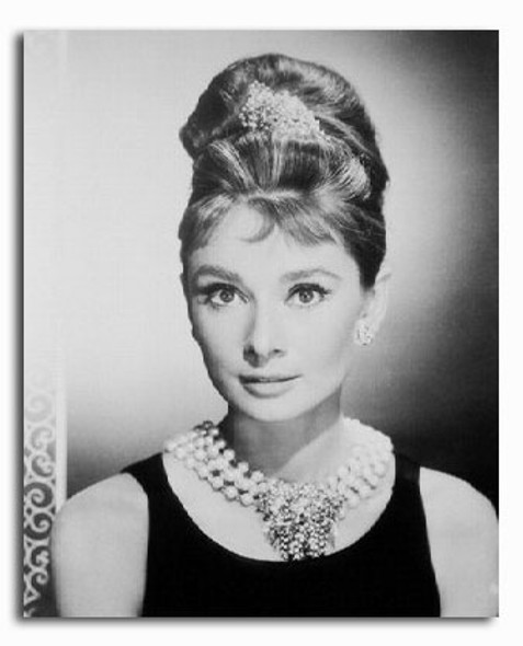 (SS2124031) Audrey Hepburn  Breakfast at Tiffany's Movie Photo