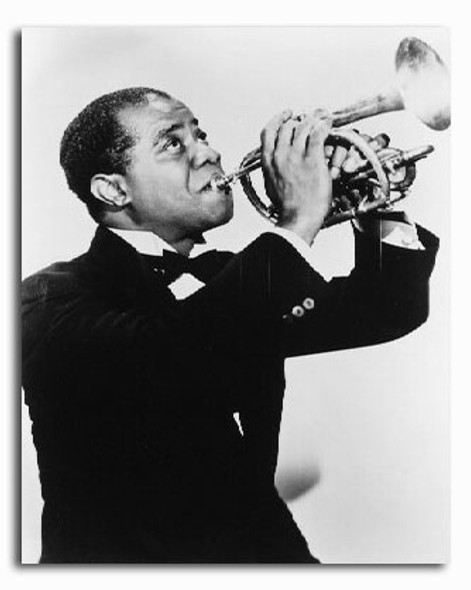 (SS2134574) Louis Armstrong Music Photo