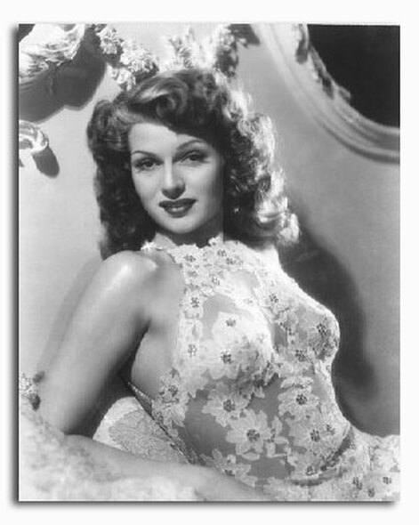 (SS2150447) Rita Hayworth Movie Photo