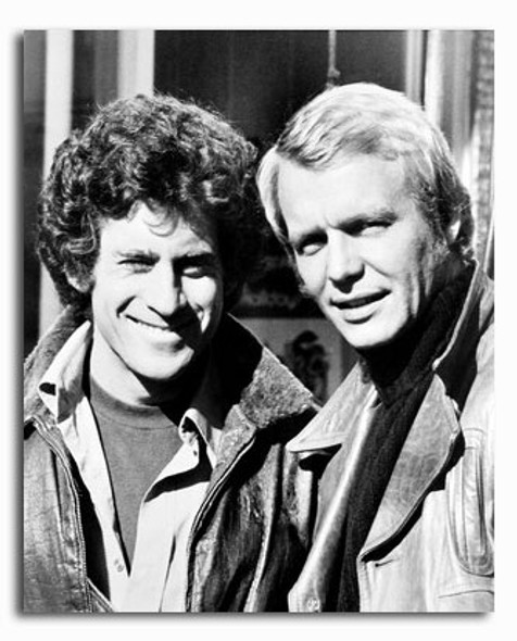 (SS2151019) Cast   Starsky and Hutch Television Photo