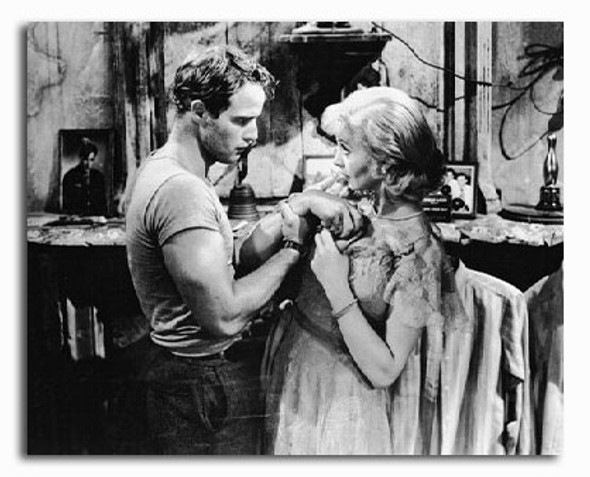 (SS2214576) Cast   A Streetcar Named Desire Movie Photo