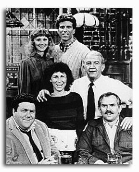(SS2222285) Cast   Cheers Television Photo