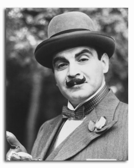 (SS2224625) David Suchet  Poirot Movie Photo