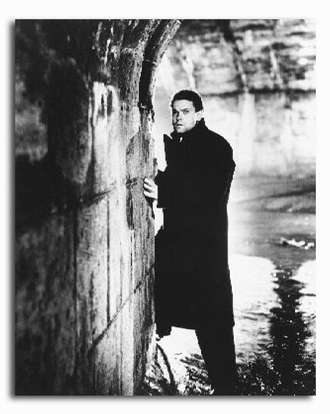 (SS2235350) Orson Welles  The Third Man Movie Photo