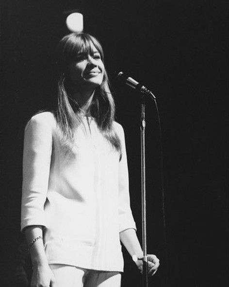 Francoise Hardy Music Photo / Poster