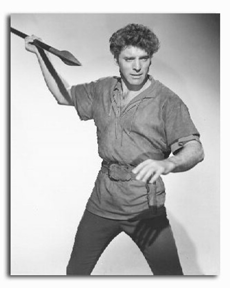 (SS2236026) Burt Lancaster  The Flame and the Arrow Movie Photo