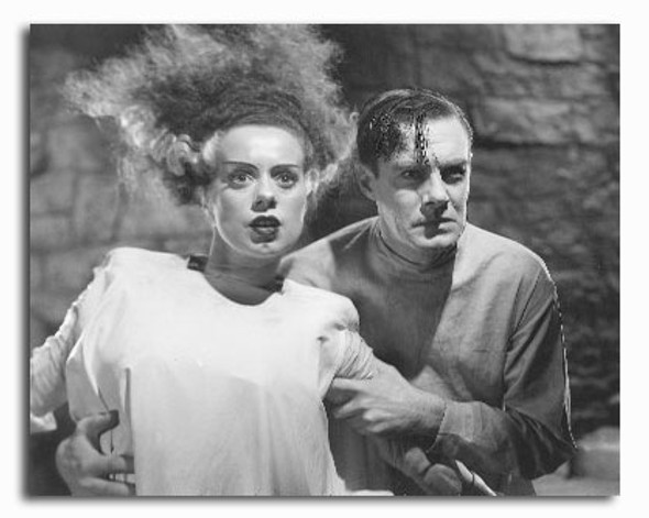 (SS2236039) Elsa Lanchester  Bride of Frankenstein Movie Photo