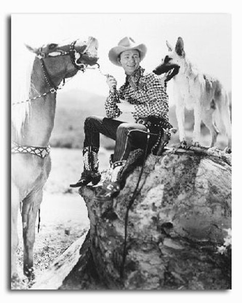 (SS2237586) Roy Rogers Movie Photo
