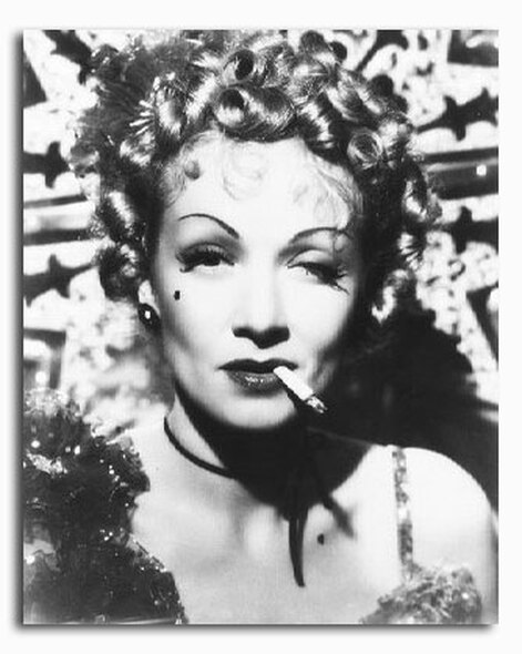 (SS2237872) Marlene Dietrich Movie Photo