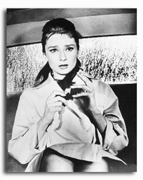 (SS2237976) Audrey Hepburn  Breakfast at Tiffany's Movie Photo